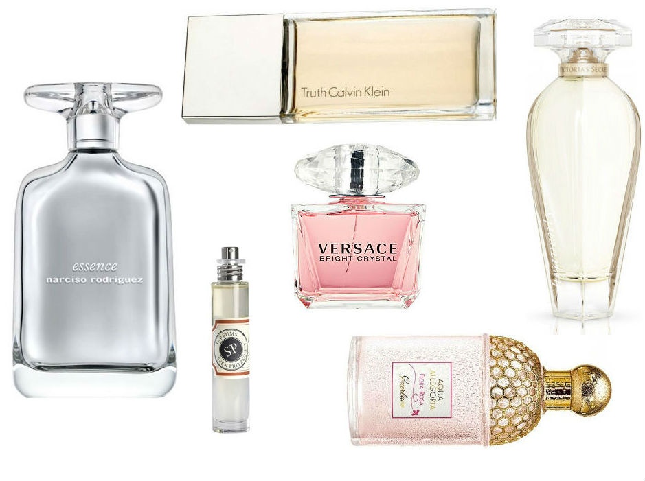 Best summer fragrances basenotes