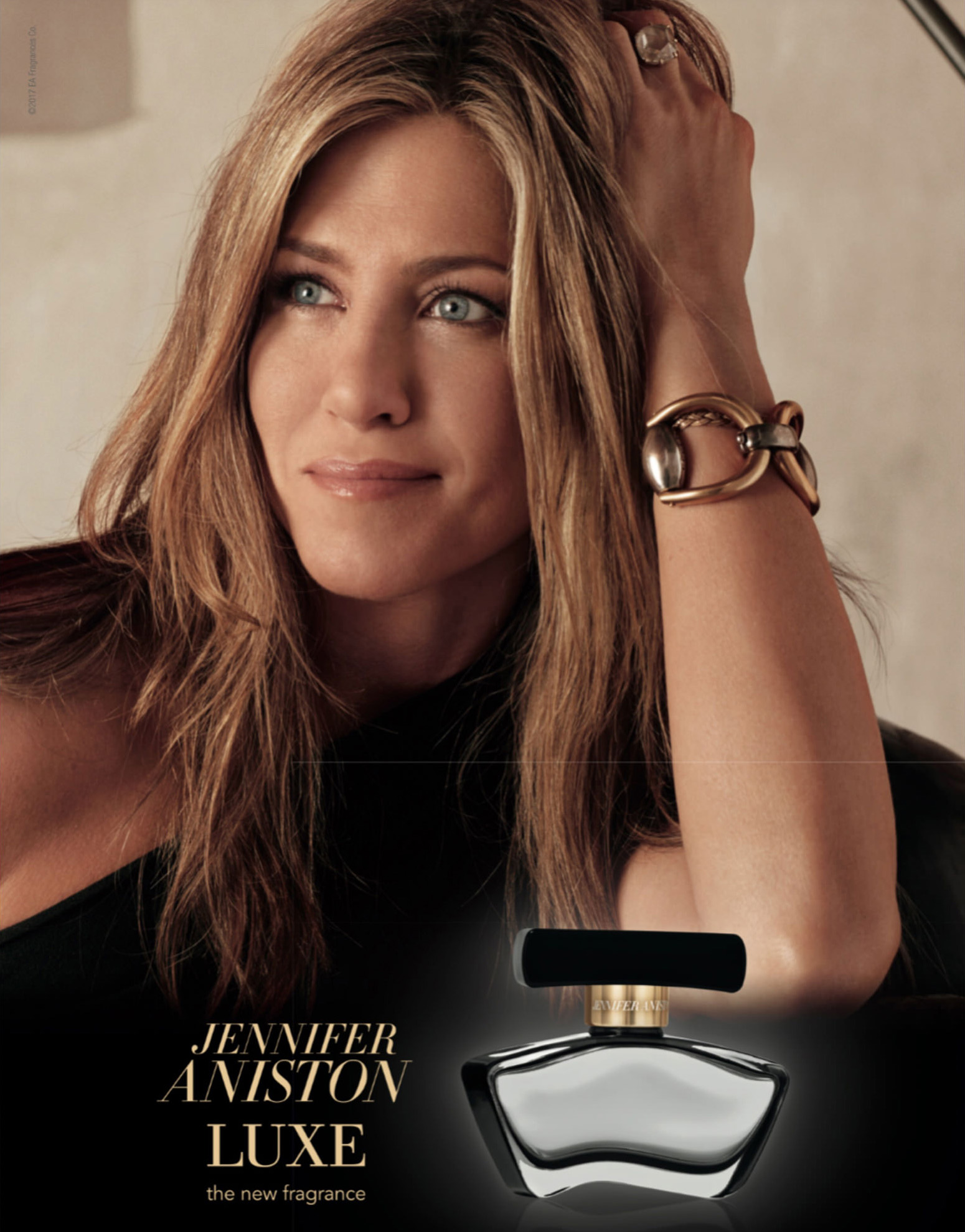 Jennifer Aniston Luxe ~ New Fragrances Jennifer Aniston News