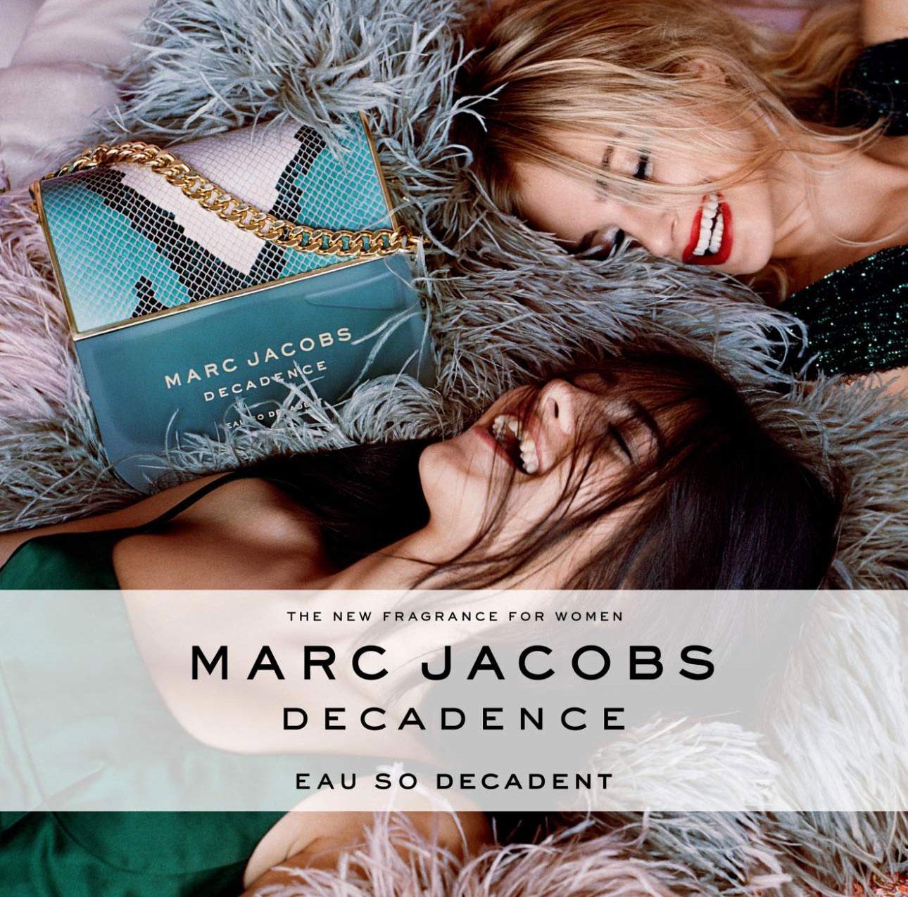 9decbed3f09a Marc Jacobs Decadence Eau So Decadent ~ New Fragrances