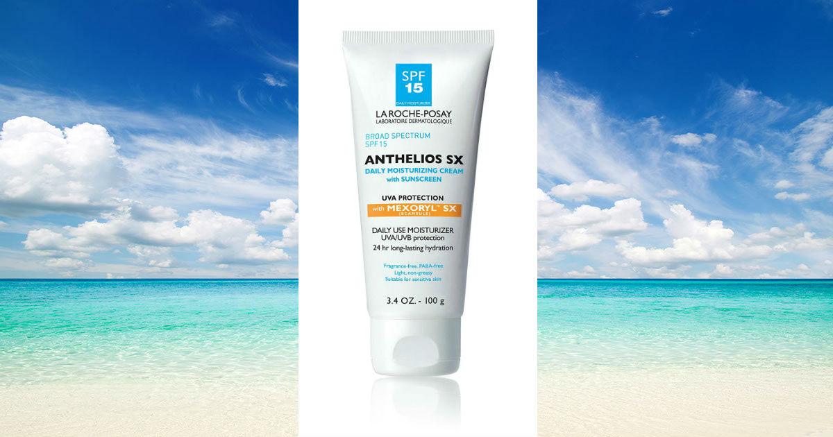 La Roche-Posay Antihelios SX Daily Moisturizing Cream