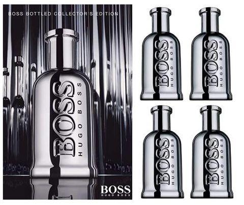 Hugo Boss Boss No6 Happy 10th Birthday New Fragrances