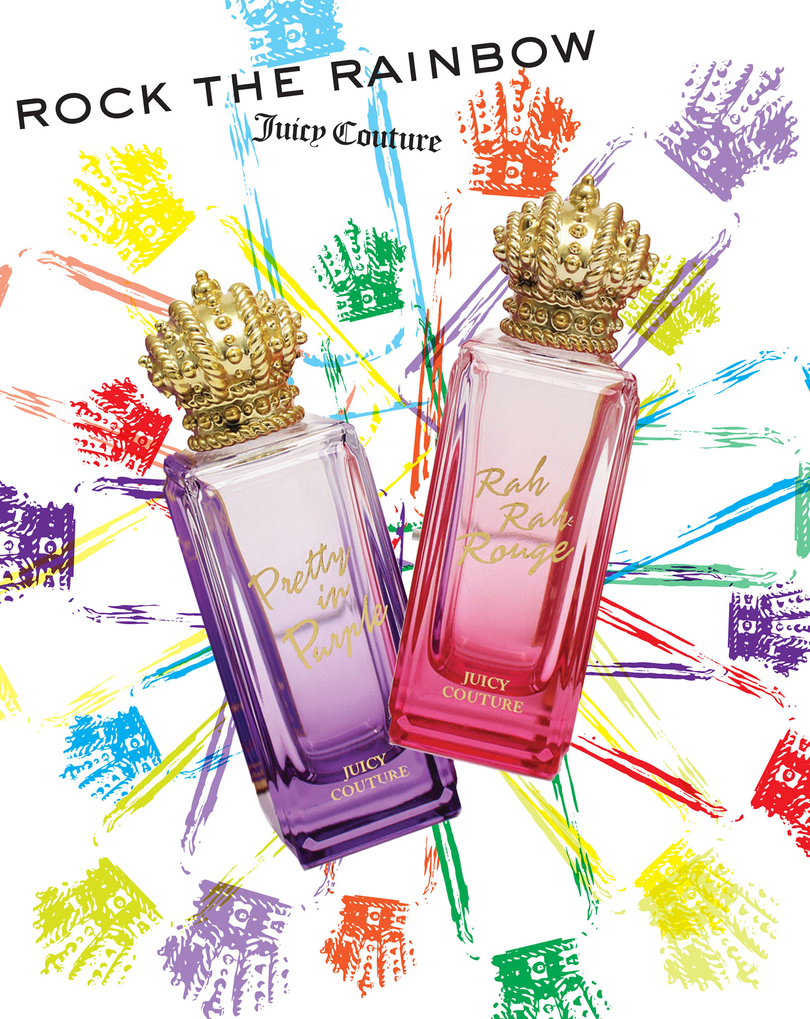 25a184eb412 Juicy Couture Rock The Rainbow ~ New Fragrances