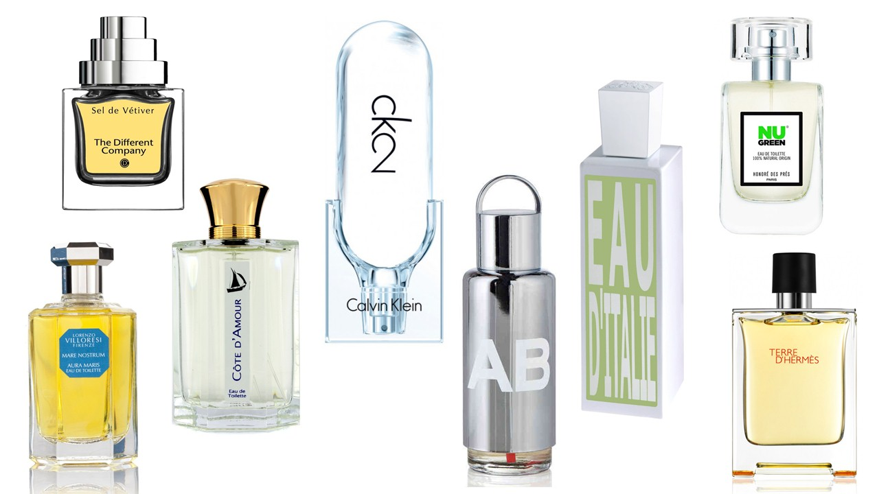 Mineral Water: Fashion For Lifeless Fragrances ~ Raw Materials