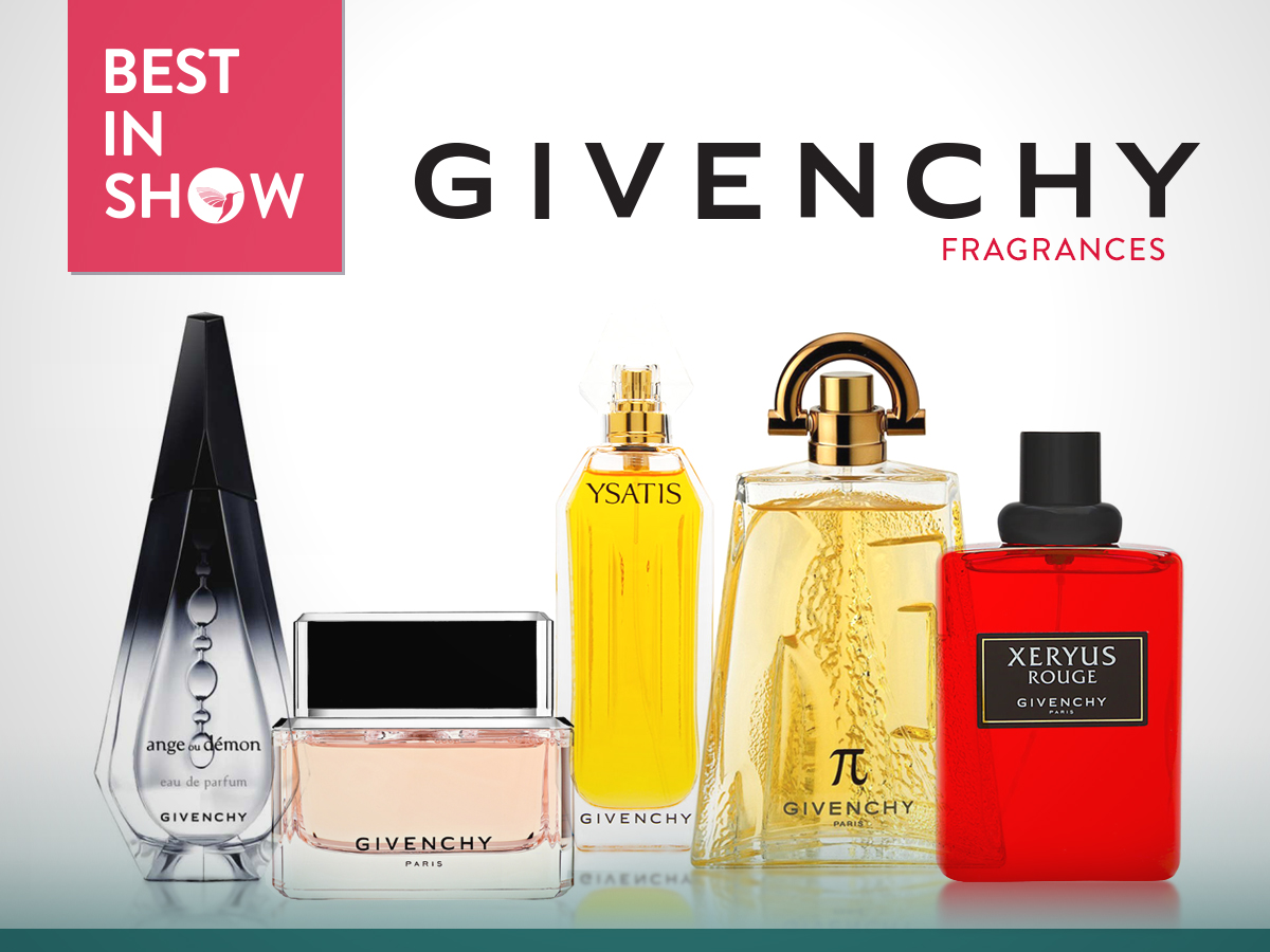 Best In Show Givenchy Fragrances 2017 Best In Show