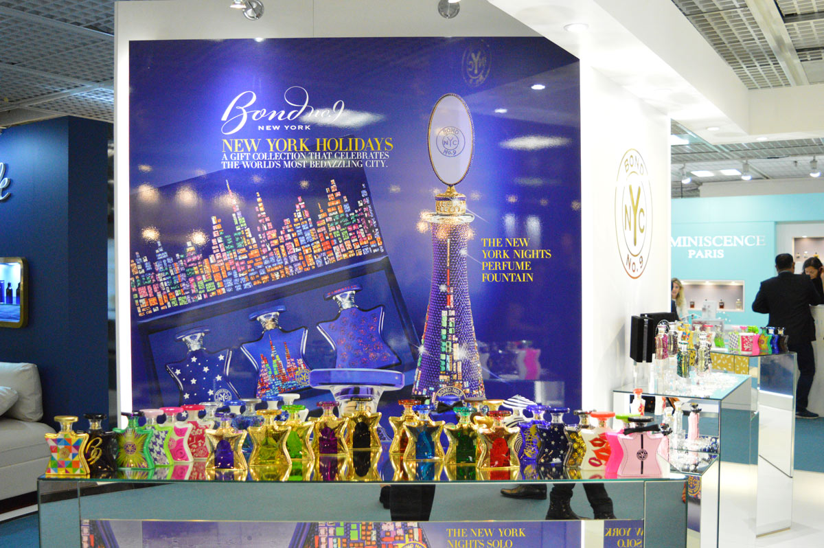 901ac063e85ae Bond No 9 - Novelties and Holiday Editions Presented at TFWA 2017 ...