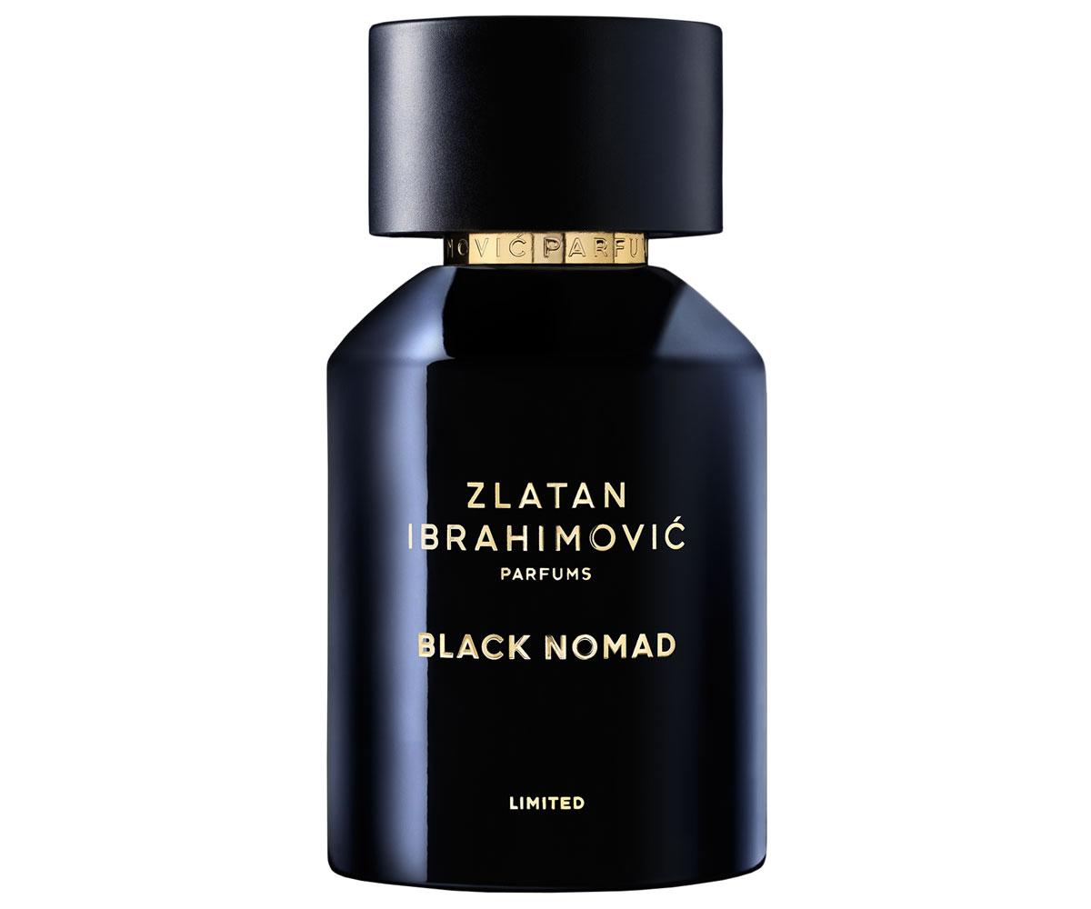 e63b9ad89 العطر الجديد من زلاتان إبراهيموفيتش Black Nomad ~ إصدار جديد