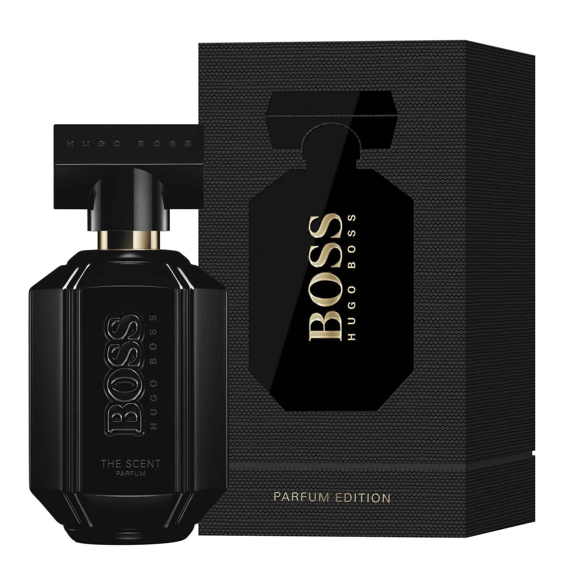 Hugo Boss Boss The Scent Parfum Editions New Fragrances