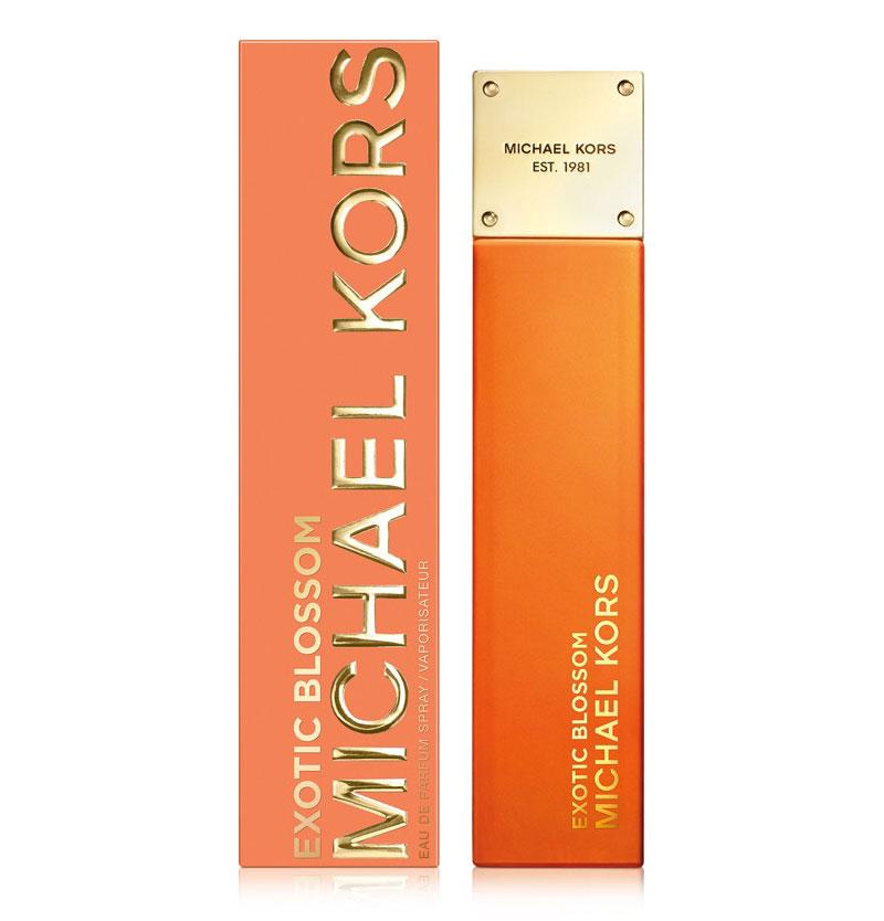 ac74e67cc7154 Michael Kors Exotic Blossom العطر الجديد من مايكل كورس ~ إصدار جديد