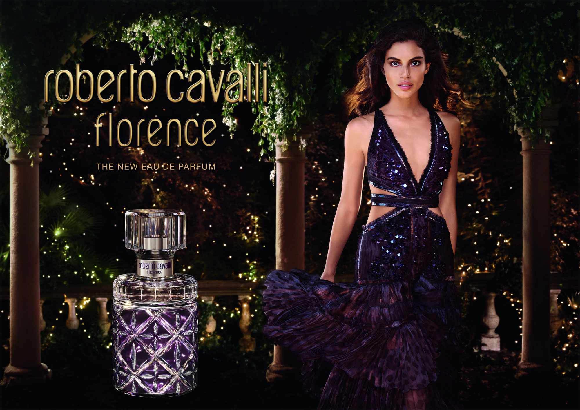 Roberto Cavalli Florence New Fragrances