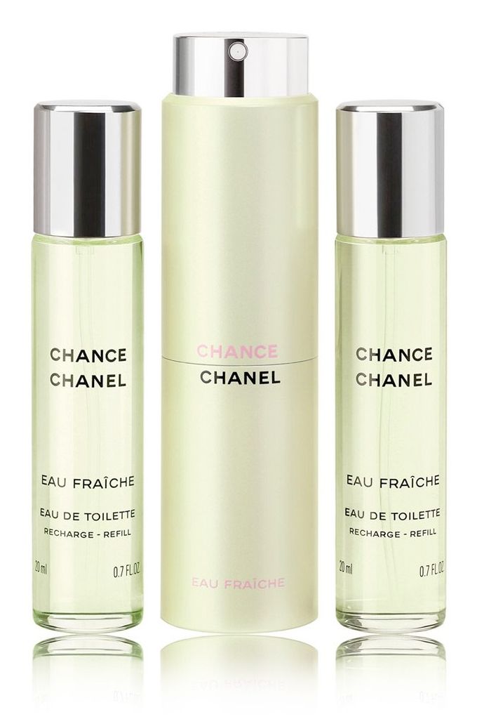 no 5 l 39 eau twist and spray the art of gift wrapping from chanel fragrance news. Black Bedroom Furniture Sets. Home Design Ideas