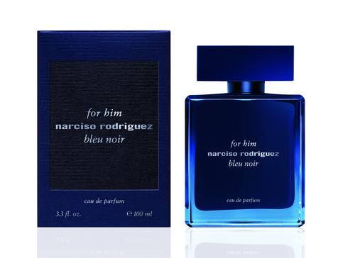 narciso rodriguez for him bleu noir eau de parfum new fragrances. Black Bedroom Furniture Sets. Home Design Ideas