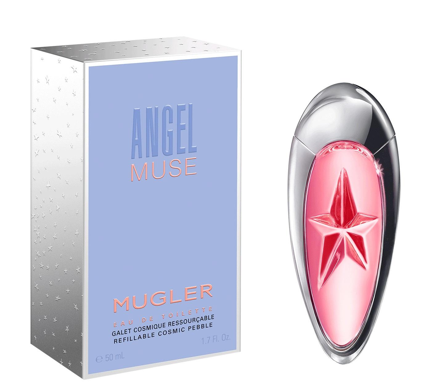 b9017c8f4 Thierry Mugler Angel Muse Eau de Toilette العطر الجديد من تيري موغلر ...
