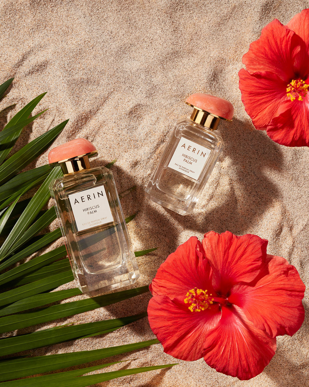 Aerin Lauder Hibiscus Palm New Fragrances