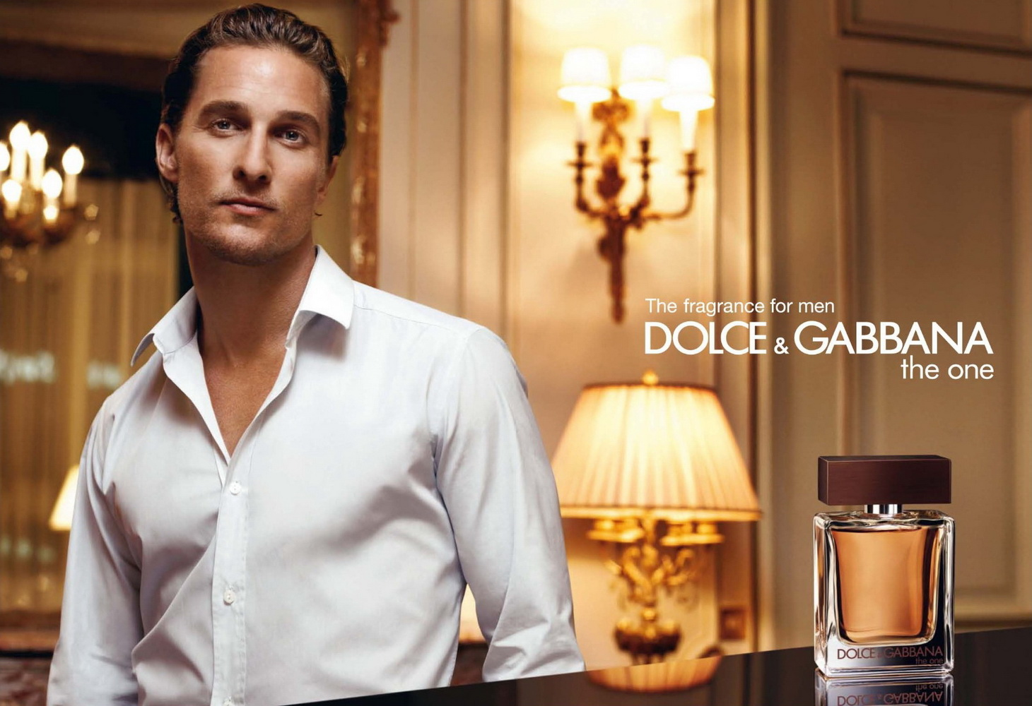 Dolce gabbana the only one masculino