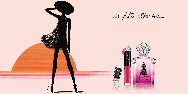 c72e1ed16f2 Guerlain La Petite Robe Noire Ma Robe Hippie-Chic ~ Nouveaux Parfums
