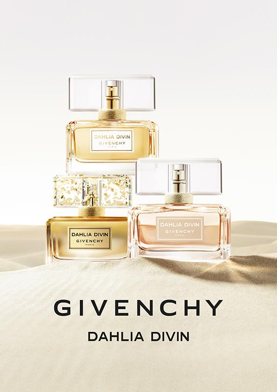 5891bf0876 Givenchy Dahlia Divin Eau Initiale ~ New Fragrances