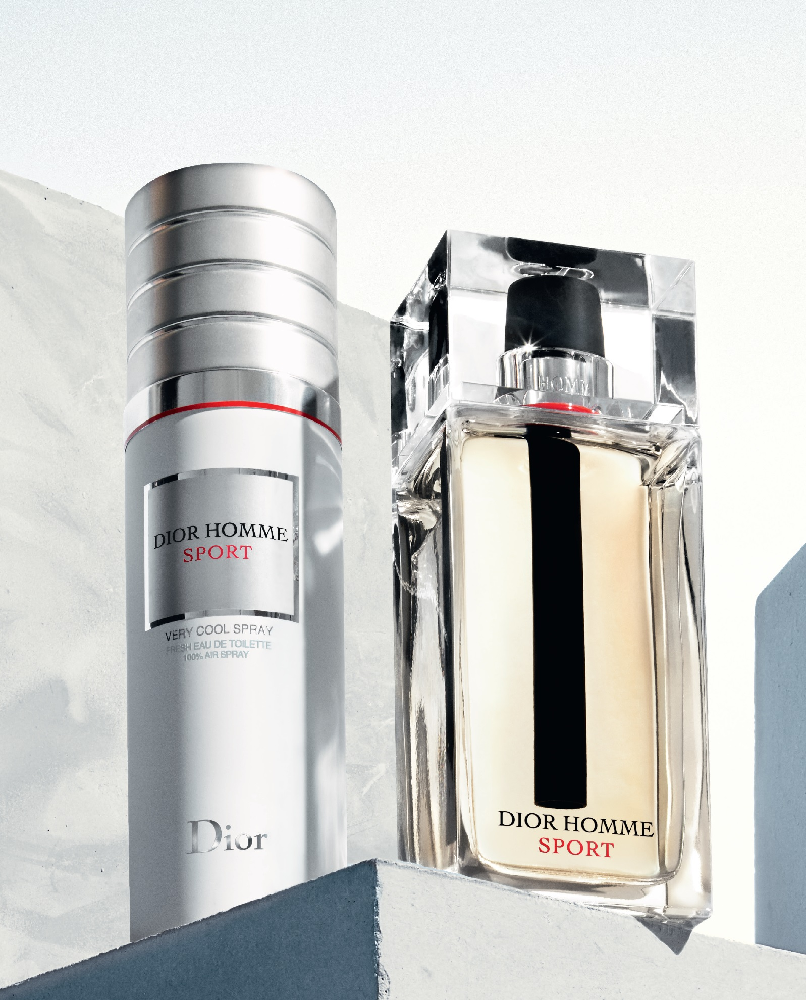 Dior Homme Sport Very Cool Spray New Fragrances