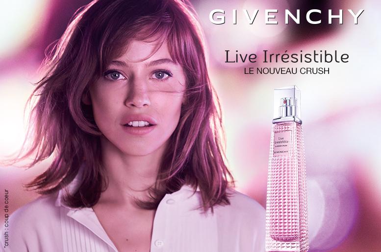 ~ Givenchy Blossom Parfums Live Nouveaux Crush Irrésistible Y6vf7byg