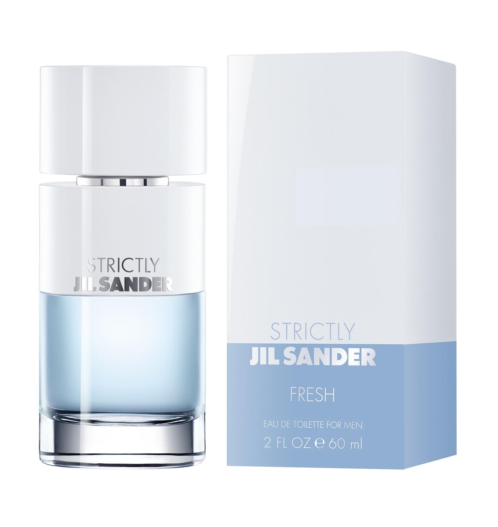 Jil Sander Strictly Fresh New Fragrances