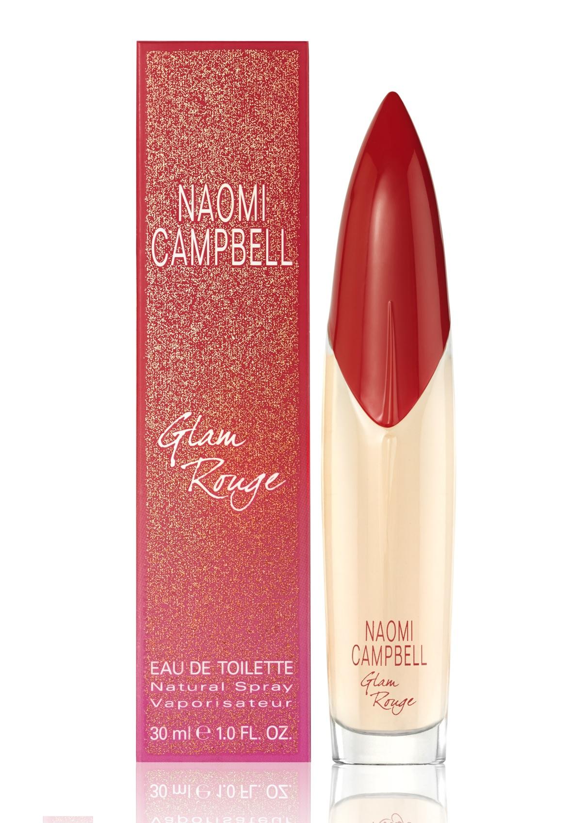 bdcc2fc6f Naomi Campbell Glam Rouge العطر الجديد من ناعومي كامبل ~ إصدار جديد