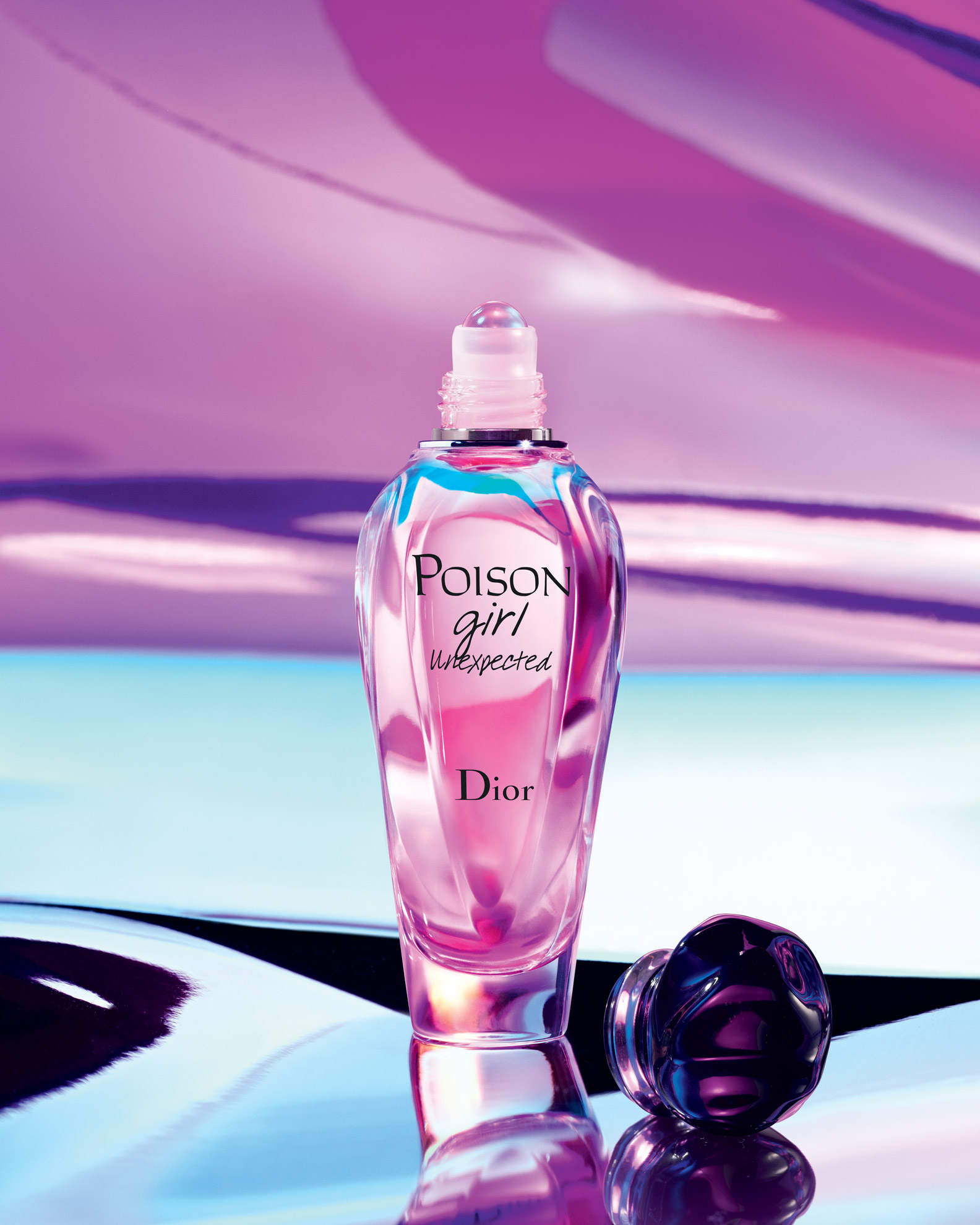 Dior Poison Girl Roller Pearl Flacons As A Seductive Perfume Weapon