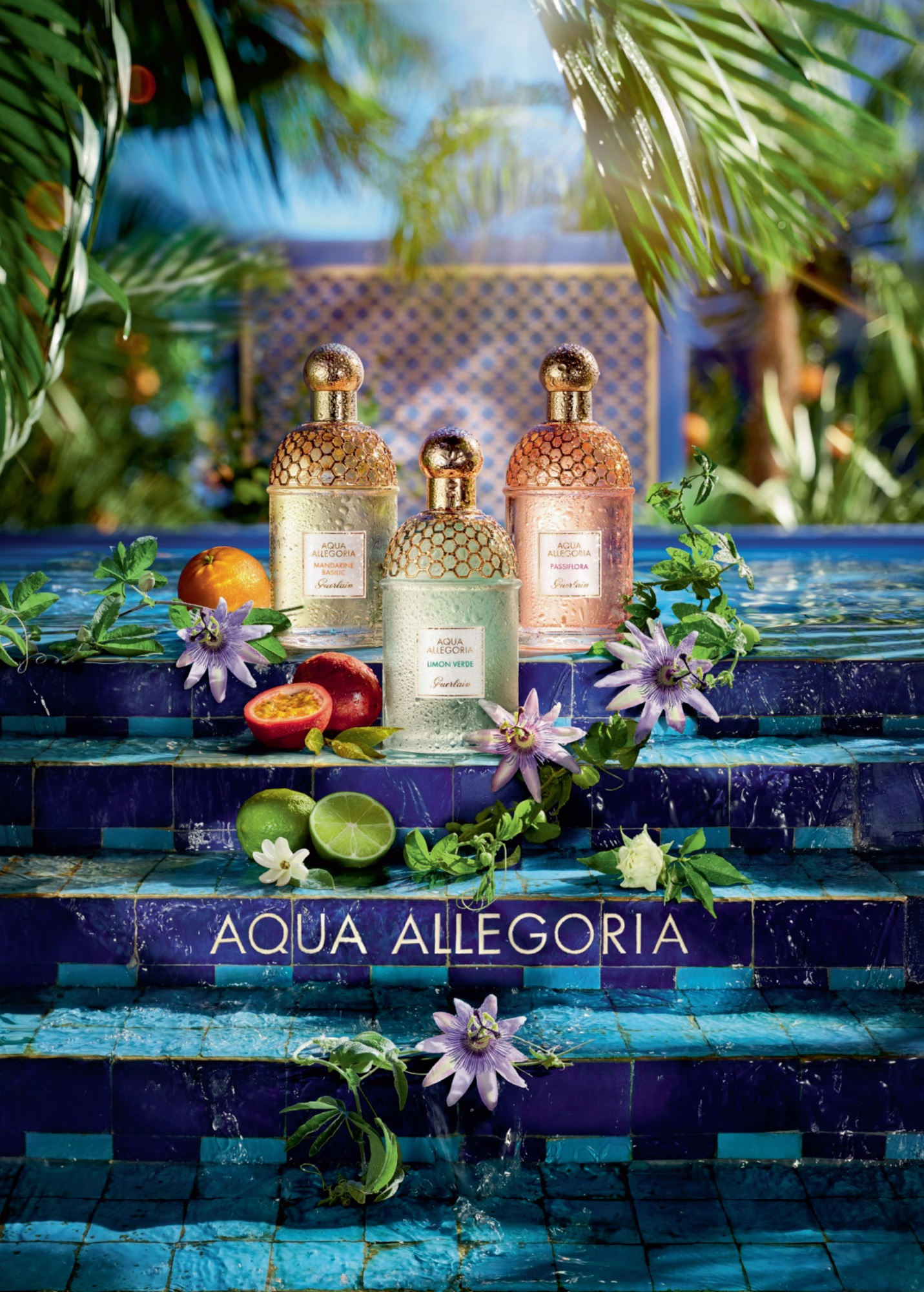 guerlain aqua allegoria passiflora new fragrances. Black Bedroom Furniture Sets. Home Design Ideas