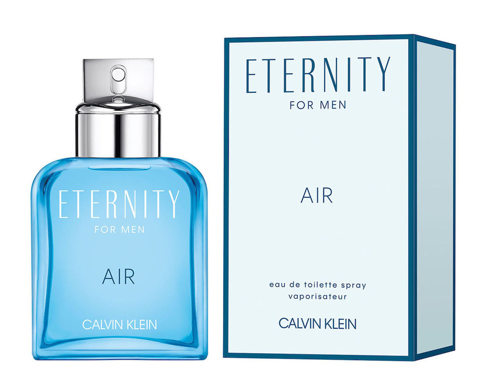 bfd91bb0ee ETERNITY AIR by Calvin Klein ~ New Fragrances