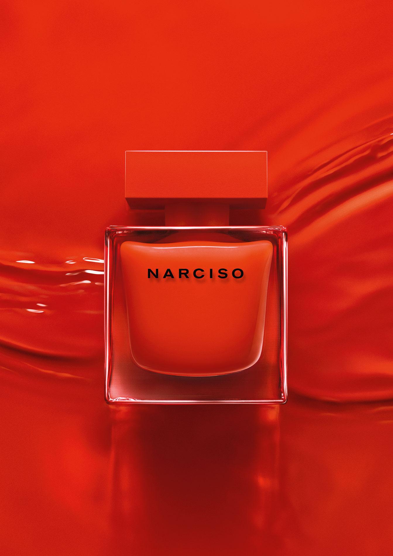 4e18beb51 Narciso Rodriguez: Narciso Rouge العطر الجديد للنساء من نارسيسو رودريغز  إصدار جديد. بقلم Sanja Pekić · Nirciso Rouge