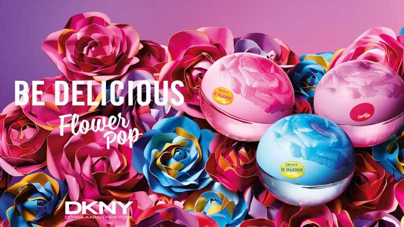 buy popular 419a6 73ec1 DKNY Be Delicious Flower Pop Collection di Donna Karan ...