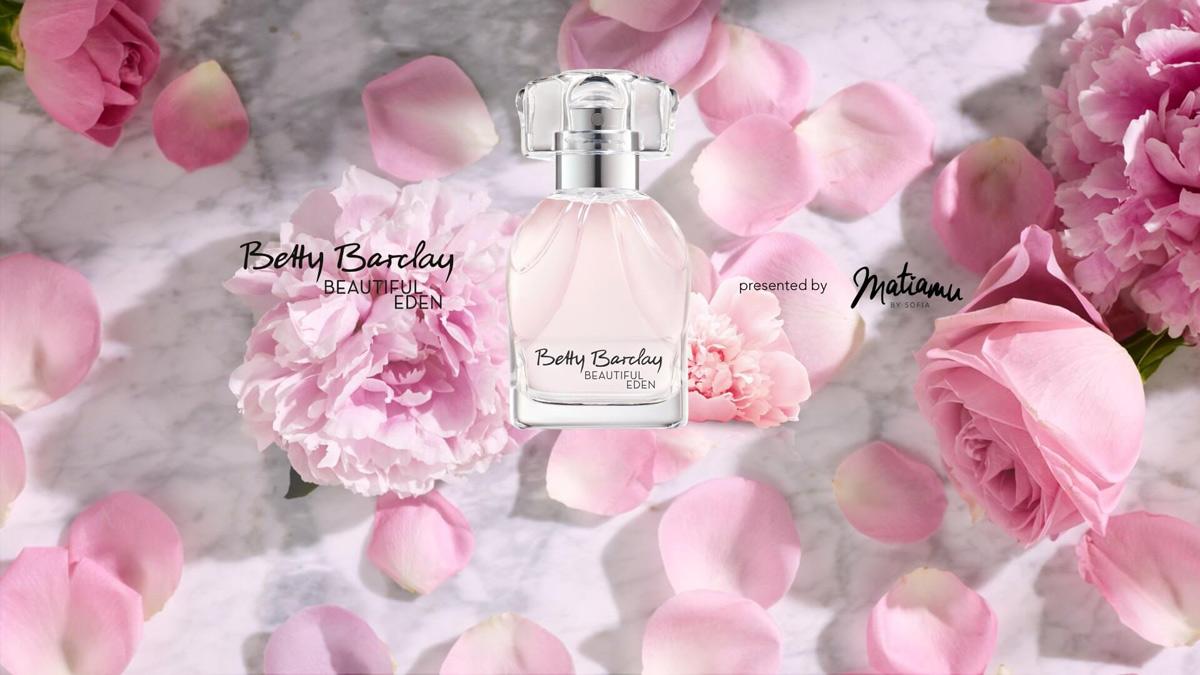 Betty Barclay Beautiful Eden ~ Nuevas Fragancias