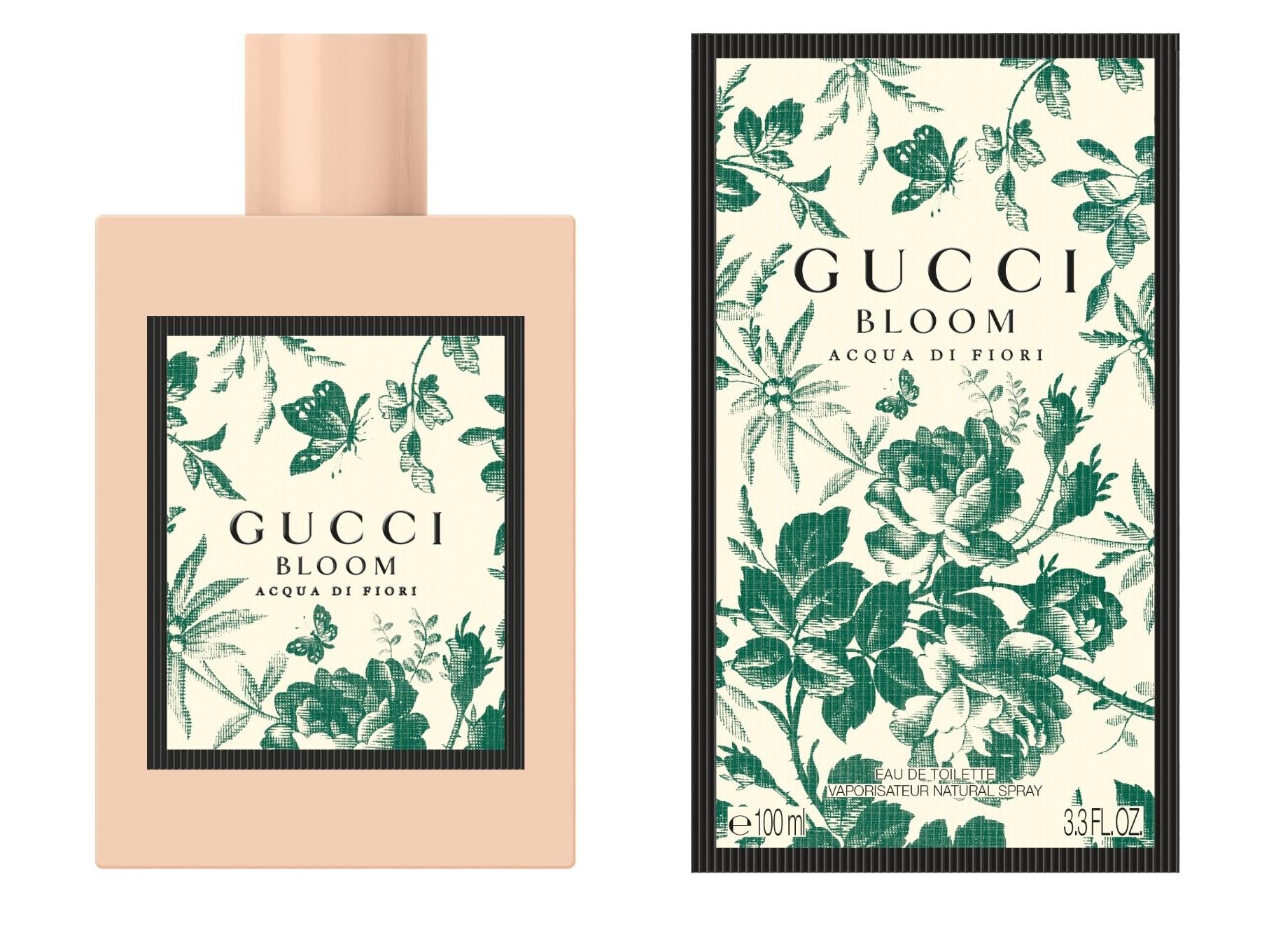 11d985845 Gucci Bloom Acqua Di Fiori الإصدار الجديد من غوتشي بلوم ~ إصدار جديد