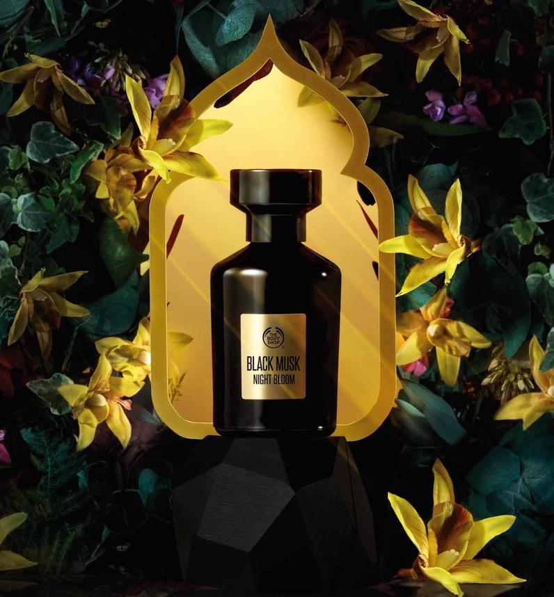 150e0f698 The Body Shop Black Musk Night Bloom ~ Novas fragrâncias