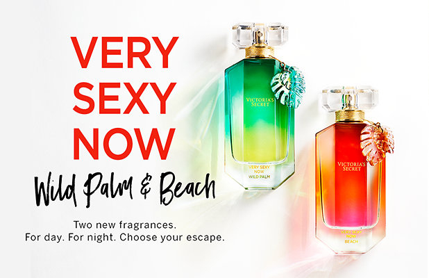 9d60f949ec1 A Tropical Vibe From Victoria s Secret  Very Sexy Now Beach   Very Sexy Now  Wild Palm