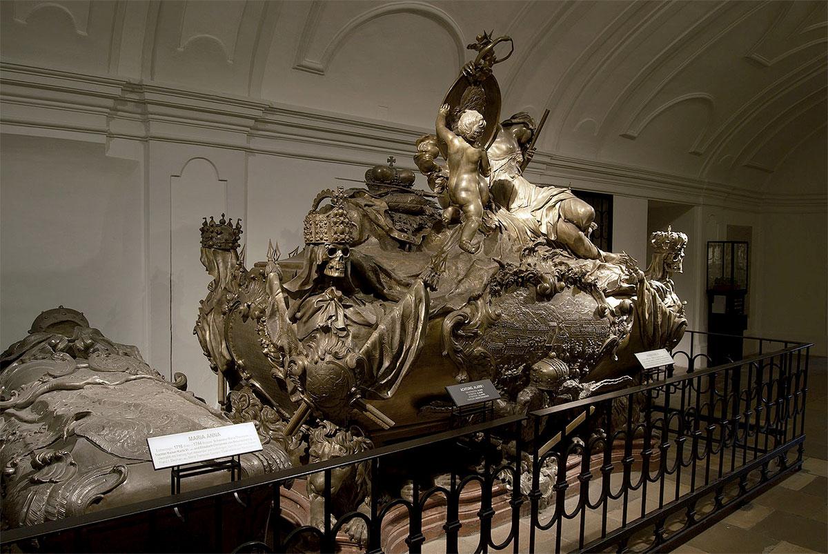 Гробница австрийского фельдмаршала фото