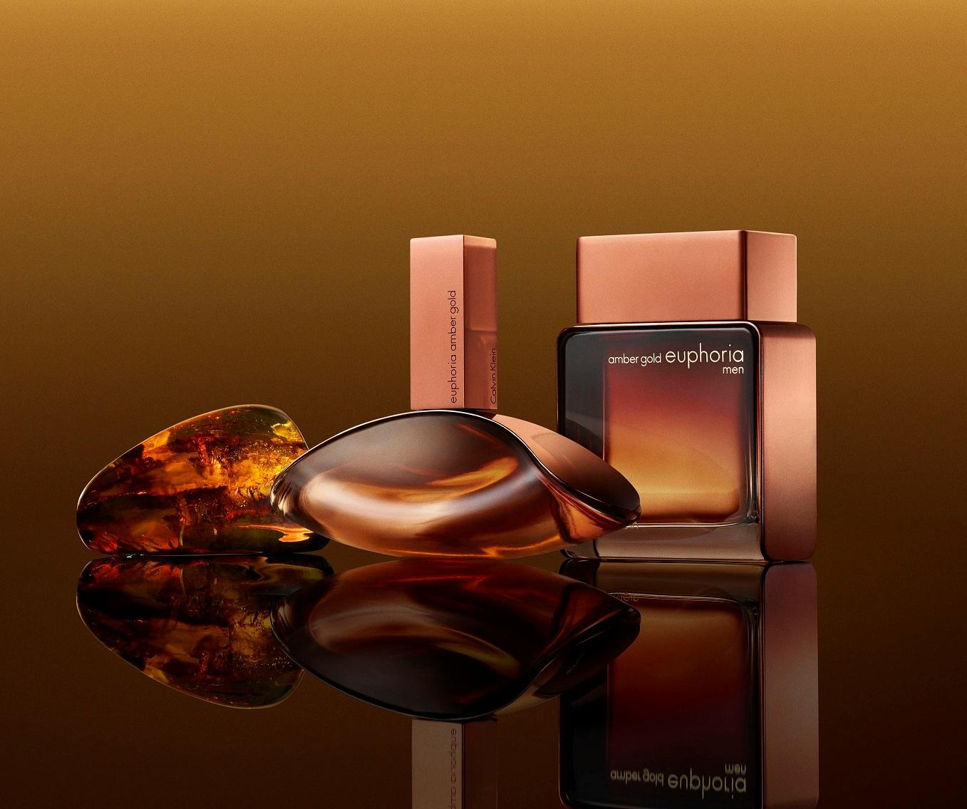 6b92a0b8c Calvin Klein Euphoria Amber Gold الإصدارات الجديدة من كالفن كلاين ...