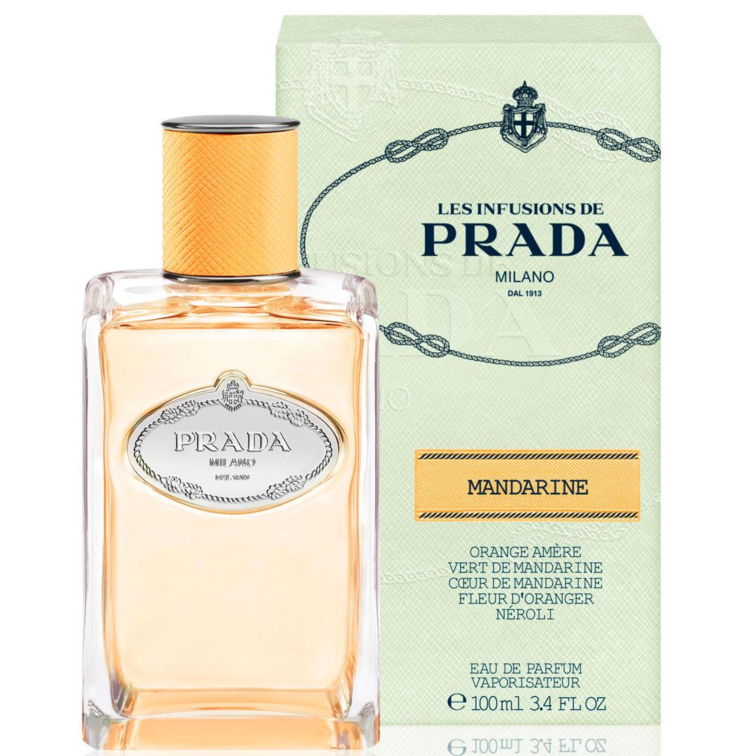 f7a11d397a7b Prada – Les Infusions de Prada Mandarine ~ New Fragrances