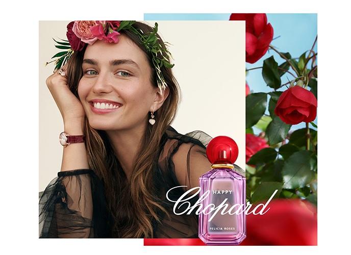 Happy Chopard: Lemon Dulci & Felicia Roses ~ Nieuwe Geuren