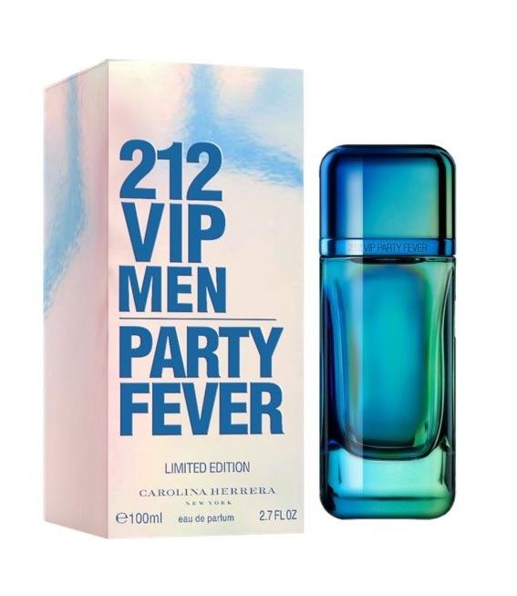 carolina herrera perfume 212 party fever