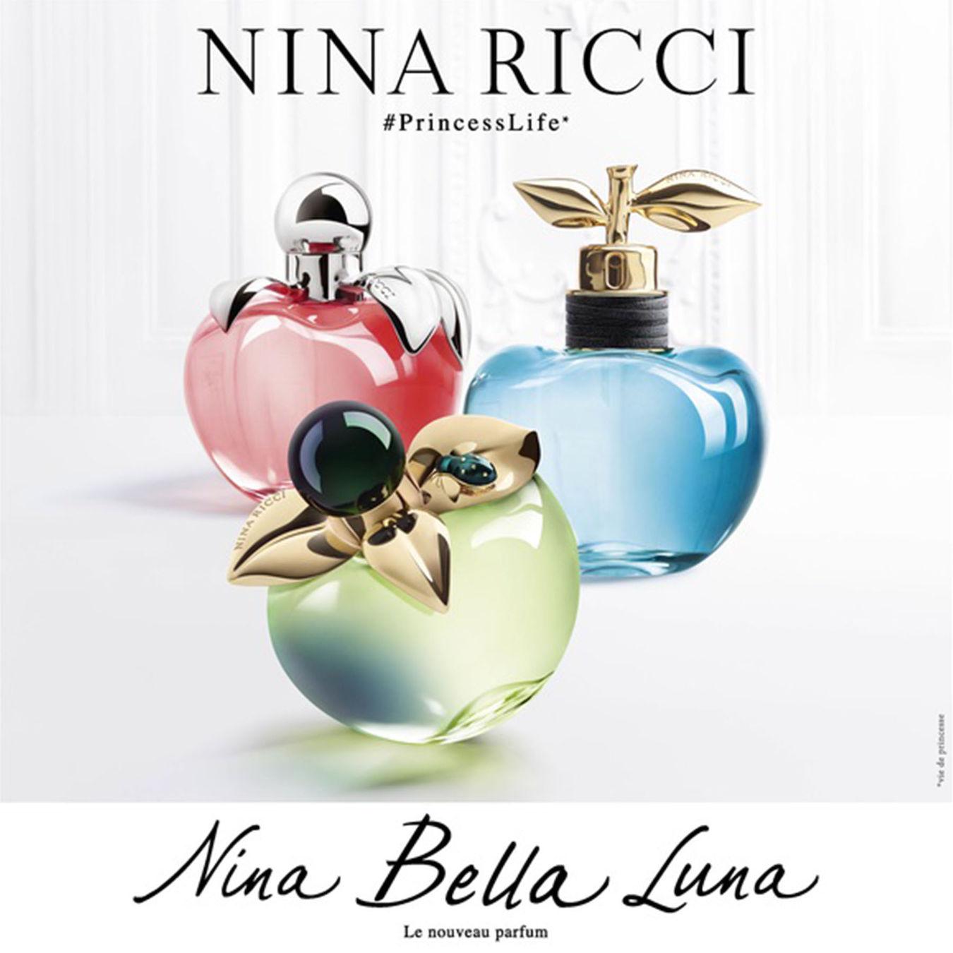 2019 год - Новый аромат Luna Nina Ricci