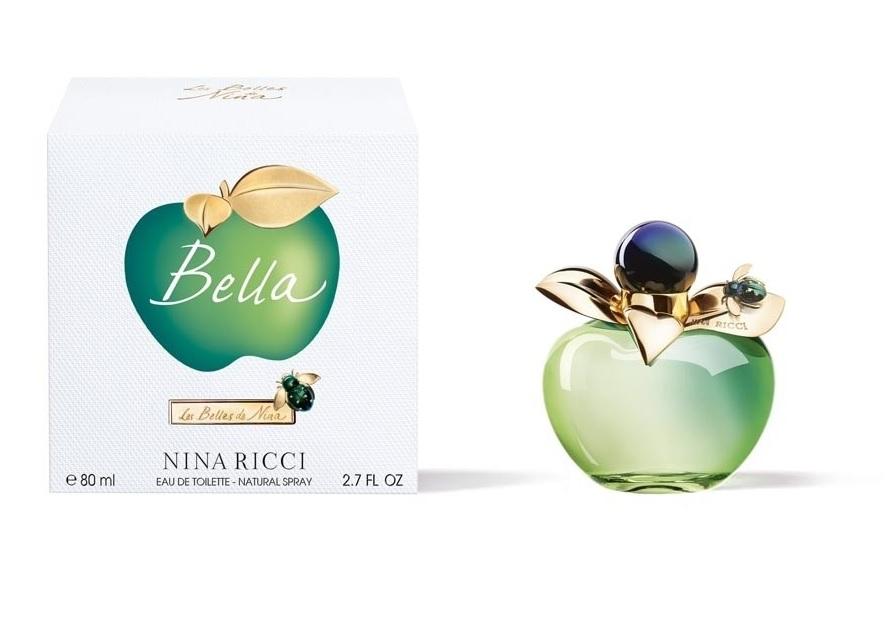 Nina Ricci Bella ~ Nuevas Fragancias