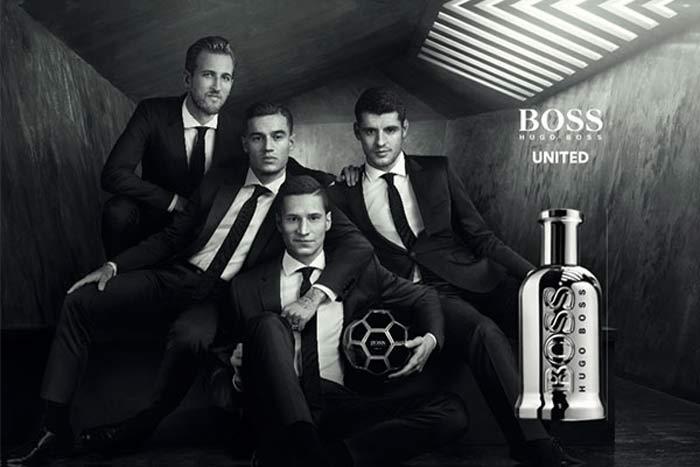 hugo boss boss bottled united