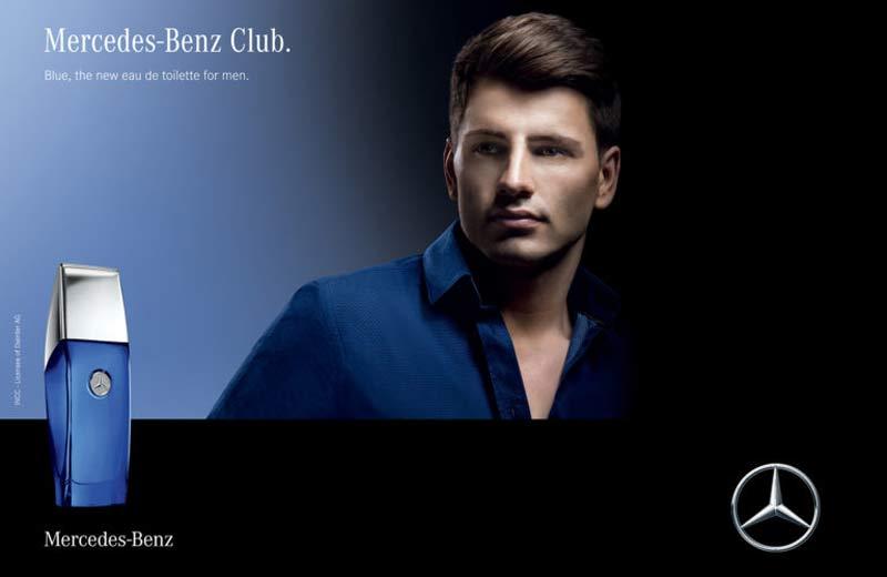 00a93d1cd ... الرجال الذين يختارون العطور الديناميكية والأنيقة. mercedes benz club  blue