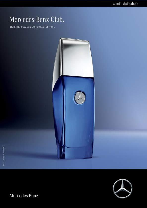 f10f51537 Mercedes-Benz Club Blue العطر الجديد من مرسيدس بنز للرجال ~ إصدار جديد