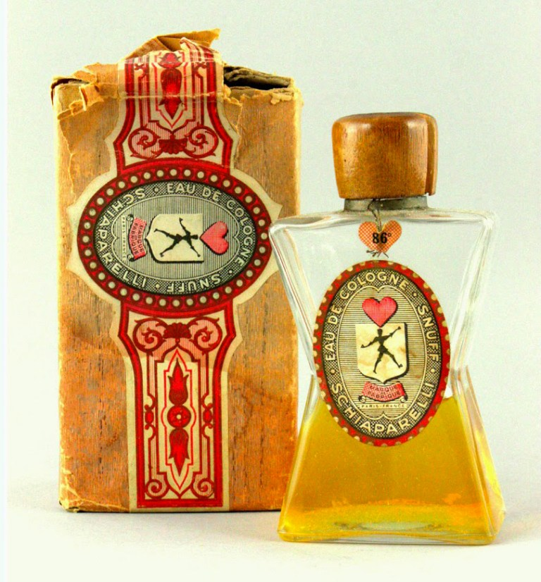 Snuff bottle designed by Loewy