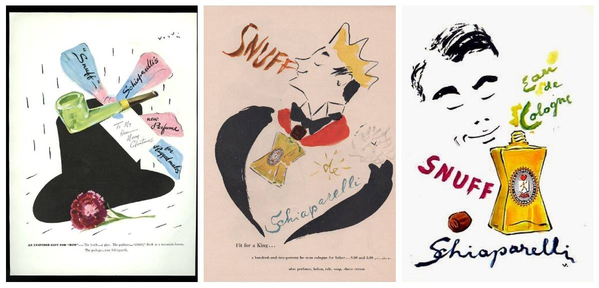 Snuff posters