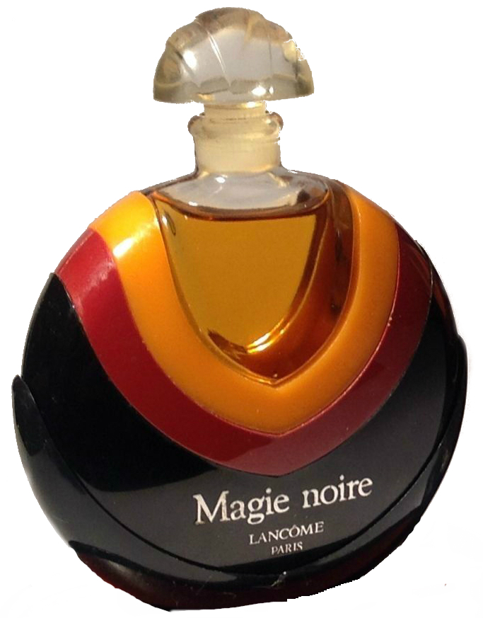1ff94b459 There were also A LOT of striking retro, almost deco throwbacks including  Lancome's Magie Noire Perfume, Balenciaga Michelle (in the old 1974 EdT  format), ...