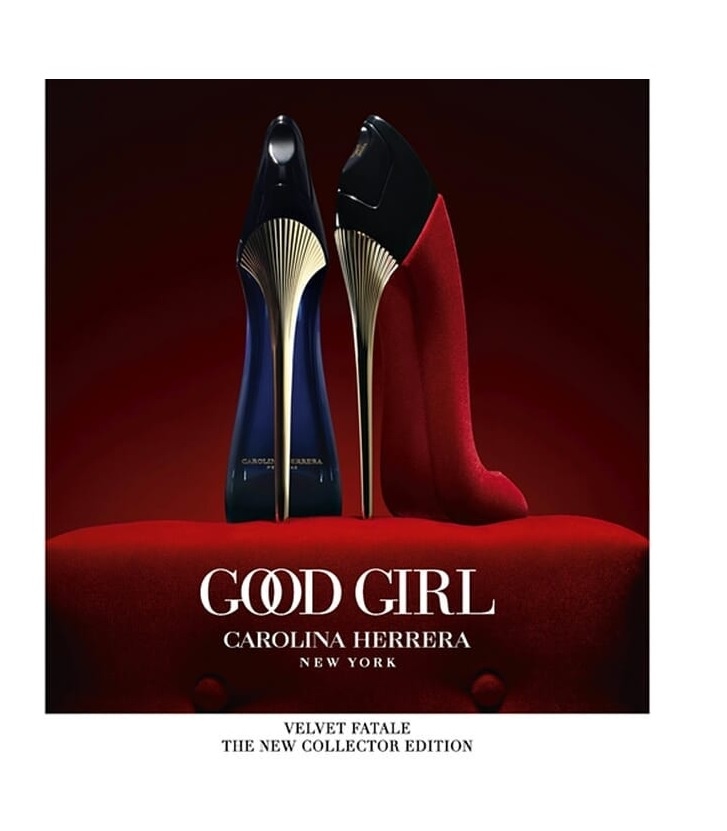 Carolina Herrera Good Girl Velvet Fatale ~ Nuevas Fragancias
