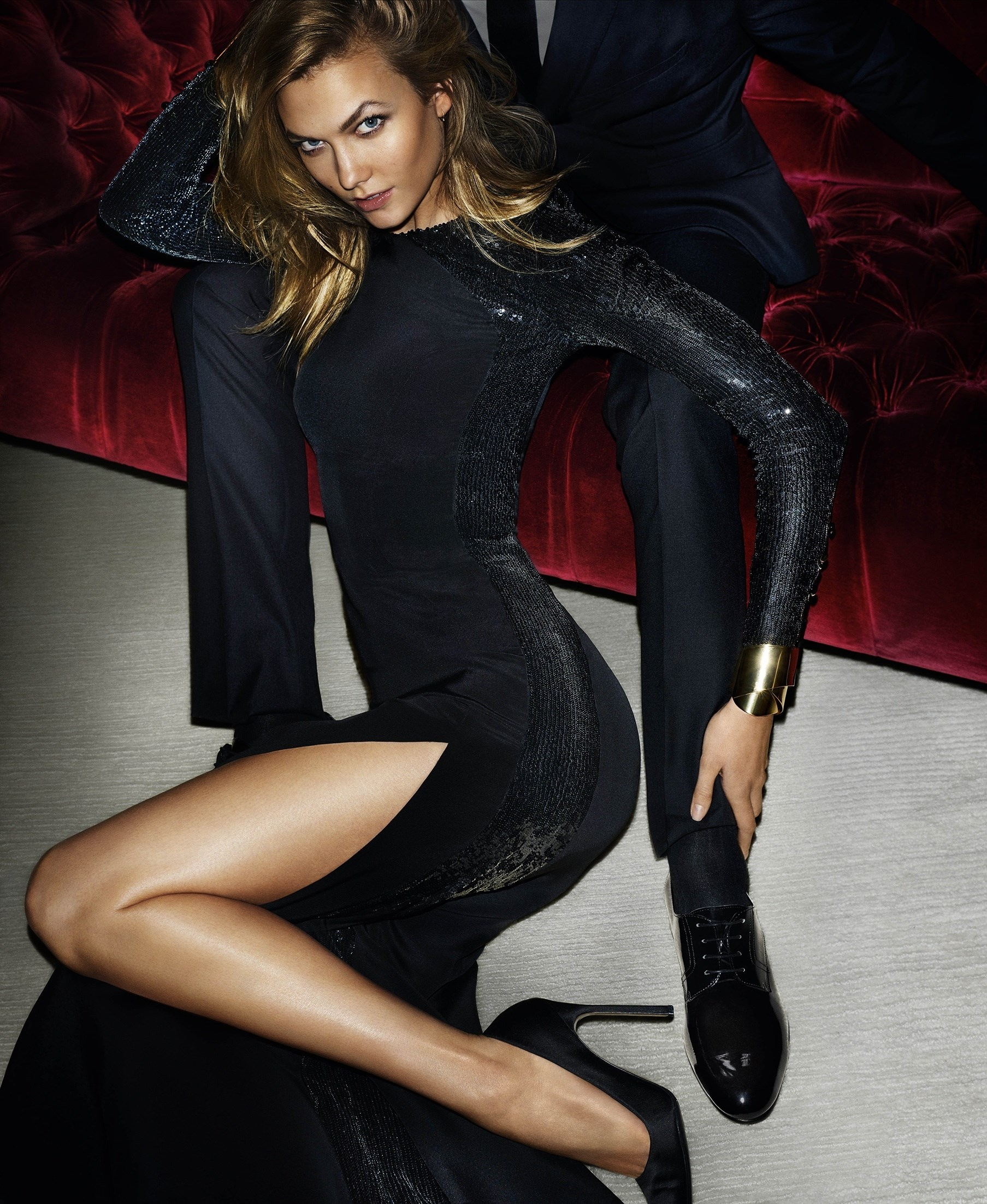 Carolina Herrera Good Girl ad