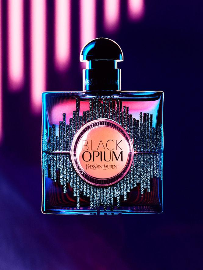 Saint Flacon Illusion Black Laurent Edition Sound Limitée Opium Yves rsxthCBdQ