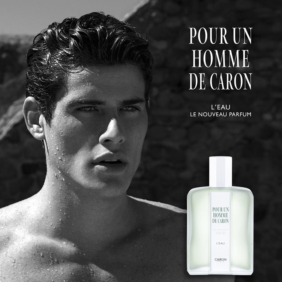 Caron Pour Un Homme L'Eau ad